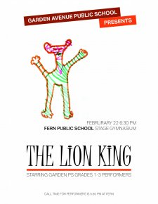 Lion King poster by Lauren (2)