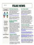 FSLAC Newsletter - March 2017